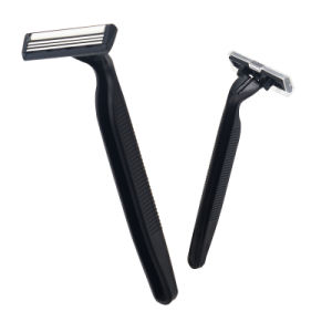 New Design Triple Blade Razor, Plastic Disposable Razor (JG-S903) pictures & photos