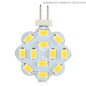 AC 8-18V Bulb 12SMD 5630W LED G4 pictures & photos