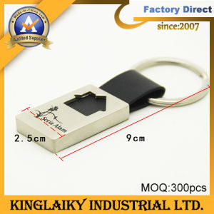 New Design Hot Sell Leather Key Holder for Promotion (KKC-027) pictures & photos