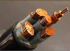 0.6/1kv 11kv 20kv PVC/XLPE Insulated Underground Copper Cable
