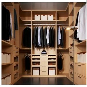 E1 MDF Walk in Closet (ZH-B02) pictures & photos