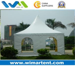 Outdoor PVC Aluminum Luxury Pagoda Tent pictures & photos