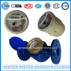 Dry Type Unremoveable Woltmann Water Meter of Dn50mm pictures & photos