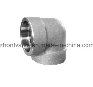 Forged Steel Threaded/Sw 90 Degree Elbow pictures & photos