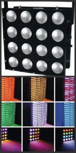 Popular 16PCS 30W COB RGB 3in1 LED Wall Washer