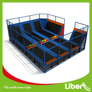Golden Supplier Trampoline Dodgeball with Protection Fencing pictures & photos