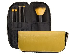 5PCS High Quality portable Makeup Cosmetic Brush Set pictures & photos