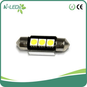 Canbus Festoon 36/39mm 3SMD5050 12V LED Bulbs pictures & photos