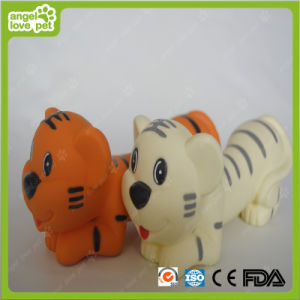 Lovely Tiger Shape Pet Toy pictures & photos