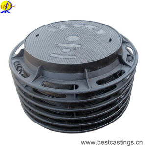 High Quality En124 Ductile Iron Gully Gratings pictures & photos