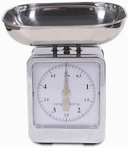 Square Mechanical Cooking Kitchen Scale with Bowl pictures & photos