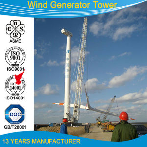Custom Design Wind Power Generator Tower