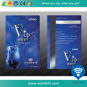 ISO15693 13.56MHz Contactless I-Code Sli RFID Smart Card pictures & photos