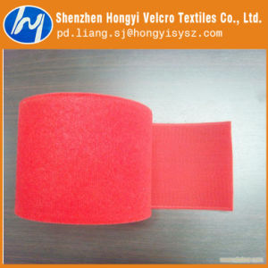 Nylon Red Soft-Hook & Loop Cable Tie pictures & photos