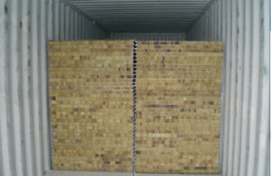 Fire Rated Rockwool Insulation Panels pictures & photos