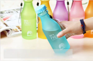 Cheap Plastic BPA Free PE Sport / Drinking/ Travel/ Bicycle/Water Bottle pictures & photos