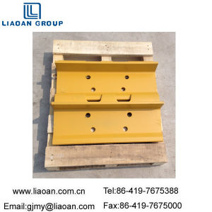 Bulldozer Spare Part Steel Bulldozer Track Shoe D6r for Caterpillar Part pictures & photos