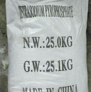 Food Process Phosphate Tspp - Tetrasodum Pyrophosphate Food Grade - Pyrophosphate Food Grade pictures & photos