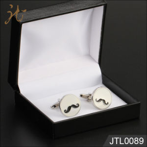 Fashion Nice Quality Popular Round Type Cuff Links Men′s Jewelry pictures & photos