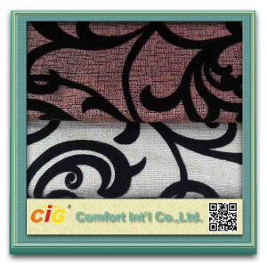 Flock Sofa Fabric for Middle East Market pictures & photos