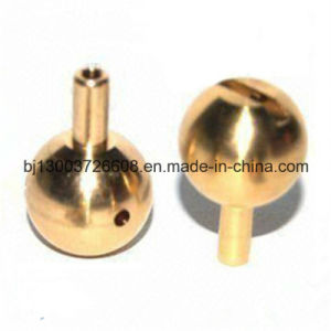 CNC Machining Parts Brass Ball with Professional Working pictures & photos