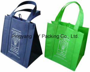 Cheap Price Reusable Eco Friendly PP Promotion Non Woven Bags pictures & photos