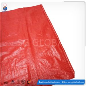 50kg White PP Woven Bag for Flour pictures & photos