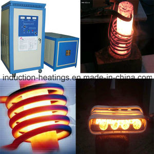 80kw Forging Furnace Induction Heating Machine pictures & photos
