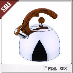 Good Quality 3.0L Stainless Steel Non Electrical Tea Kettle