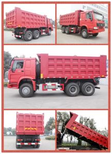 Sinotruk 6X4 336HP Dump Truck (CLW3915) pictures & photos