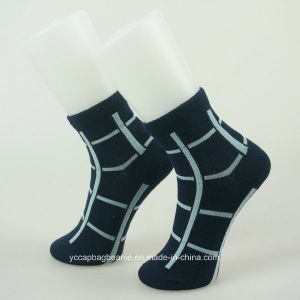 Fashion Promotion Man Ankle Socks pictures & photos
