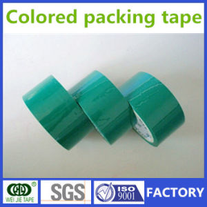 Weijie Colored Packing Tape with Custom Size and Color pictures & photos