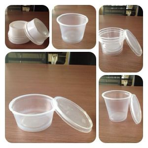 Disposable Pet Cup Making Machine Pptf-70t pictures & photos
