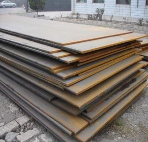 Steel Plate for Ship and Bridge Building pictures & photos