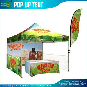 Light Weight Aluminum Frame (3X3m, 3X4.5m, 3X6m) Outdoor Folding Tent / Gazebo / Marquee / Canopy Tent (A-NF38F21006) pictures & photos