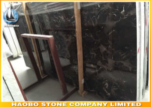 China Emperador Dark Marble Tile pictures & photos