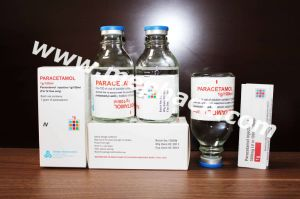 Paracetamol 1g/100ml Infusion Bottle pictures & photos