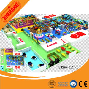 Professional Manufacturer Indoor Playground Equipment with Good Quality. pictures & photos