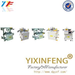 Automatic Hot Foil Stamping Die Cutting Cutter Machinery Machine pictures & photos