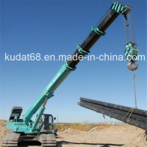 25tons Crawler Crane (QUY25) pictures & photos