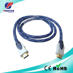 AV Data Communication HDMI Cable with Ferrite (pH3-1036) pictures & photos