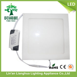 3W 6W 9W 12W 16W 18W 24W Round Square LED Ceiling Lamp Light, LED Panel Light pictures & photos