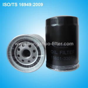 Auto Oil Filter for 15601-33010 pictures & photos
