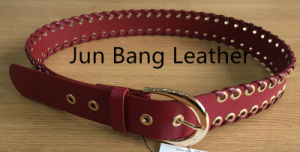 Various Colours & Fashion Women PU Belt in High quality pictures & photos