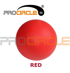 Crossfit Fitness High Quality Lacrosse Ball Massage Ball (PC-LB2001) pictures & photos
