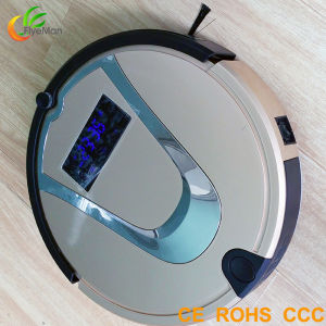 2015 High Class Multifunctional Robotic Vacuum Cleaner pictures & photos
