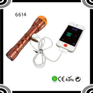 Rechargeable Output 18650 Emergency USB Power Bank pictures & photos