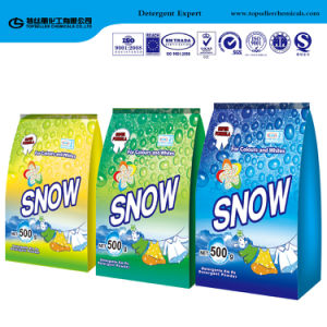 Low Foam Clean and Care Detergent Powder pictures & photos