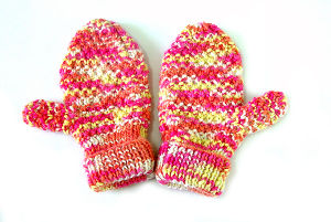 Wholesale Cheap Promotion Custom Knitted Gloves pictures & photos
