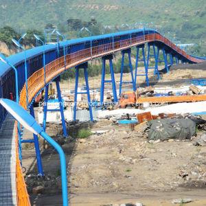 Pipe Belt Conveyor for Bulk Conveying